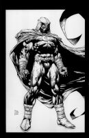 moonknight by drklegion