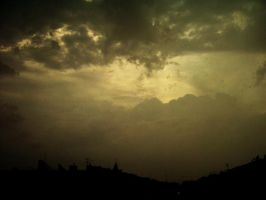 Mad Sky. by LouiseCypher