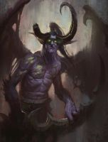 Illidan by 0BO