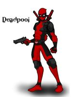 -Deadpool- by Rinzler-chan