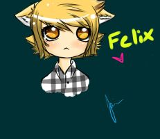 Felix by AdorabilityMonster