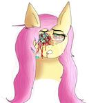 She who sees flowers by Mysty-Cuddles