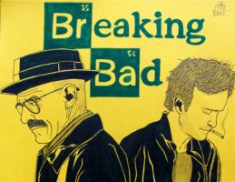 Breaking Bad by VitoAvaritia