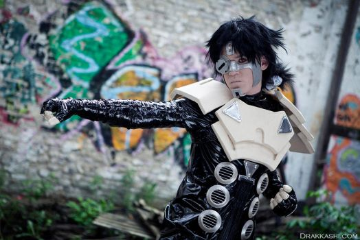 Cosplay Photoshoot - Sechs: Battle Angel Alita (5) by Drakkashi