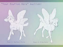 YCH Pouflon Auction (CLOSED) by DaffoDille