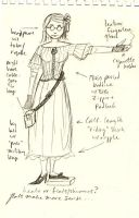 Steampunk 1850's outfit 1 by aksarah