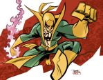 Iron Fist by dfridolfs