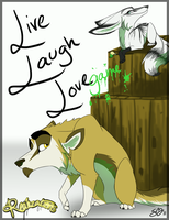 Live Laugh Love... Game? by Famosity