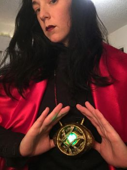 Eye of Agamotto by Thom-Heap