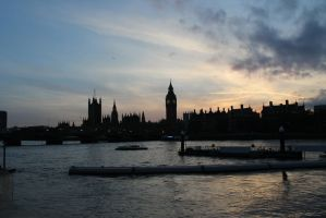 Down by the Thames by IfOnlyItWereEasy
