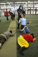 This is the End - AX 2012 by AtomicBrownie