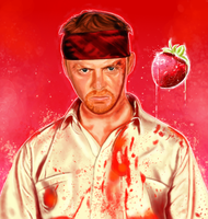 Shaun of the dead by p1xer