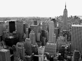 Top of the Rock by Pecetta