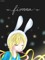 fionna ribbons by keirui