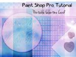 Tutorial: Greeting Card In Paint Shop Pro by rosebfischer