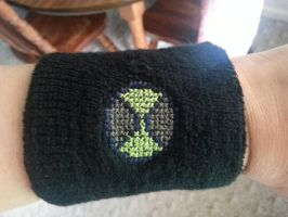 Omnitrix Wrist Band from Ben Ten by Sew-Madd