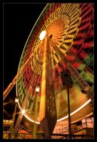 Ferris Wheel 2 by BlueSem