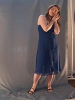 Blue Party Dress 13 by RLDStock