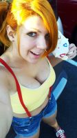 Misty by explosiveXpaopu