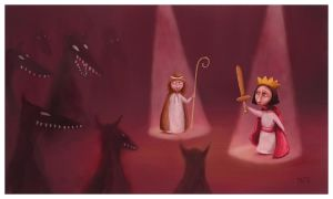 Christmas Play by pesare