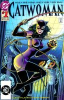Catwoman classic by Lespion1944