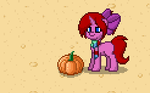 My sister's PonyTown by MLP-Bases-for-u