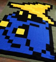 Black Mage Blanket by DarkLyghtning