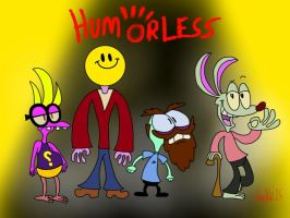 [NEW] Humorless by TheIransonic