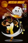 Halloween Auction [CLOSED]- CandyCorn by Bostonology