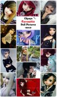 Clipsys Favourite Doll Pictures 2012 by prettyinplastic