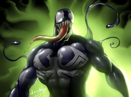 It's Venom! by Marauder6272