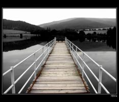 Bridge to the emptiness by H8me-CZ