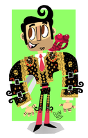 The Book of Life- Manolo by DemoComics