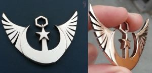 New Lunar Republic Pendant by ChaosDrop