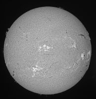 The sun on July12 by giovannigabrieli