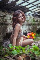 Bloom in Oblivion XIV by ShadaniTheManul
