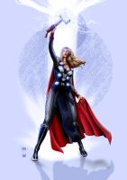 Thor by steevinlove