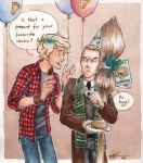 Draco and Teddy (part 3) by CaptBexx
