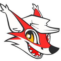 Lapfox Logo by killerwolves117