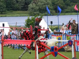 Jousting - Knight 34 by Axy-stock