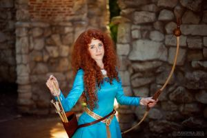 Brave - Princess Merida_5 by GreatQueenLina