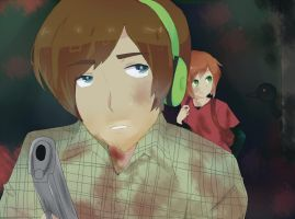 The Last of Us W/ PewDiePie by Tomopaii