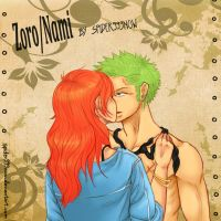 Some Zoro/Nami by spider999now