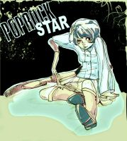 poprock star by aeater