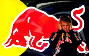 seb. vettel...makes me happy by lamelobo