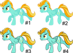 4 Forms of Lightning by TheShadowStone