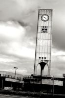 The Clock Tower by Lydia-distracted