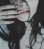 The silence with a taste of blood by NataliaDrepina
