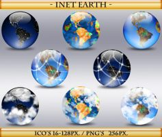 Inet Earth by Steve-Smith