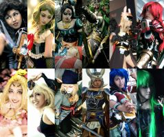 Cosplay Chronology 2010-2011 by epi-corner